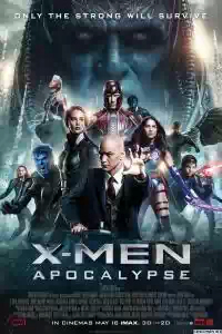 X Men Apocalypse Sub Indo : apocalypse, HACKED, Apocalypse, (2016), Subtitle, Indonesia