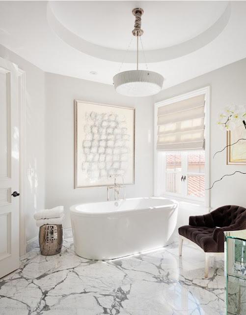 Small Narrow Bathroom Design Ideas