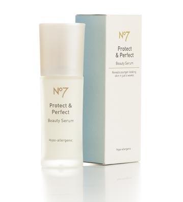 Boots no7 protect & perfect intense beauty serum reviews