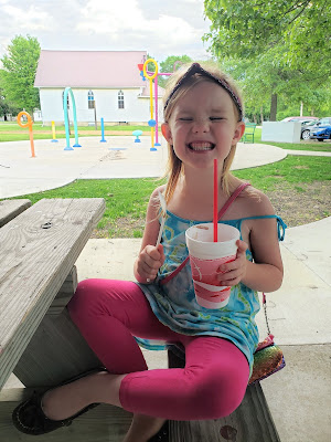 Iowa Ice Cream Road Trip at Bristow Ice Cream Shack