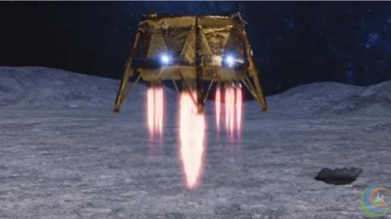 Israel's Beresheet Spacecraft Surface plans