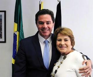 Nilda e Veneziano destinam mais de R$ 34 milhões para o Centro de Convenções de CG