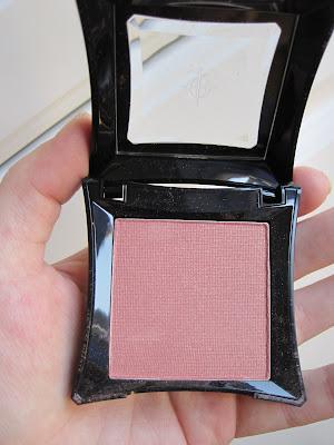 ILlamasqua Ambition Shimmer Blush