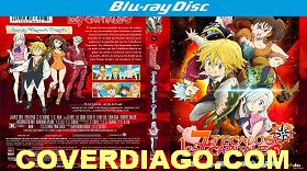 Seven deadly sins Season 2 BLURAY -Siete pecados capitales 2