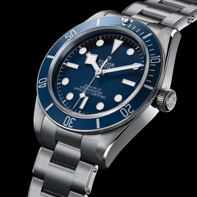 "Tudor Black Bay Fifty-Eight ""Navy Blue"" automatic watch"