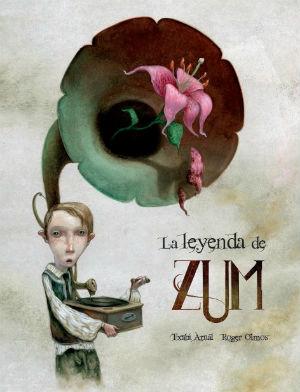 Libro infantil para halloween: la leyenda de zum