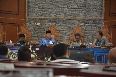 Pemkab Sinjai Gelar Rapat Pembentukan Panitia Hut RI ke 73