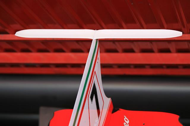 La T Wing Spec A della Ferrari SF70H - Octane Photographic