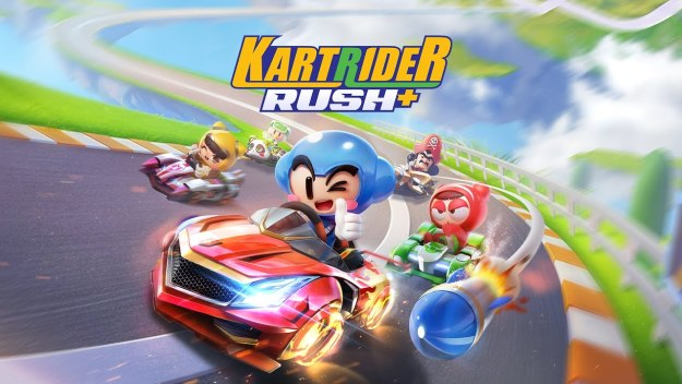 KartRider Rush - Το απόλυτο multiplayer παιχνίδι αγώνων kart με περισσότερους από 300εκ. παίκτες