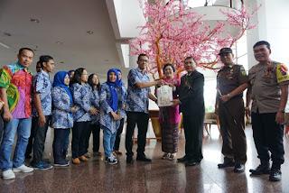 Kerap Juara, Pemkab Jember Diundang Khusus  Ikut Festival Bunga dan Buah 2019 di Karo -Sumut