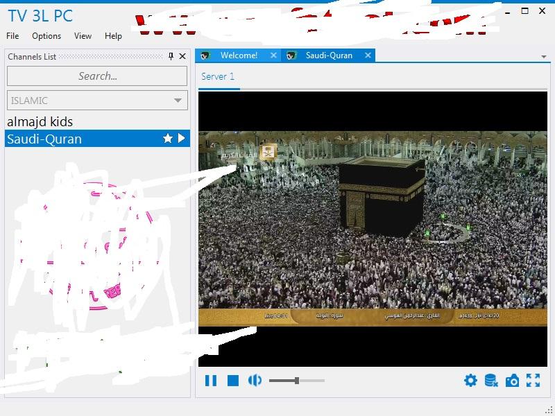 تحميل برنامج TV 3L PC download لمتابعة قنوات beIN Sport, OSN
