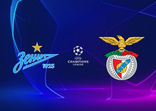 Zenit vs Benfica -Highlights 2 October 2019
