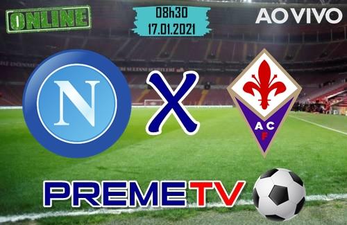 Napoli x Fiorentina Hoje Ao Vivo
