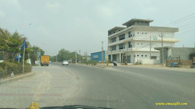 faridabad gurgaon toll road