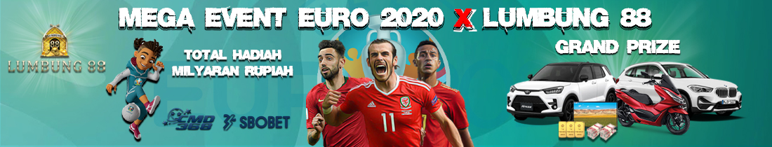 MEGA EVENT EURO 2020