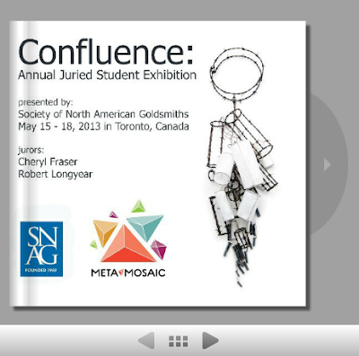 SNAG's Confluence Exhibition Catalog