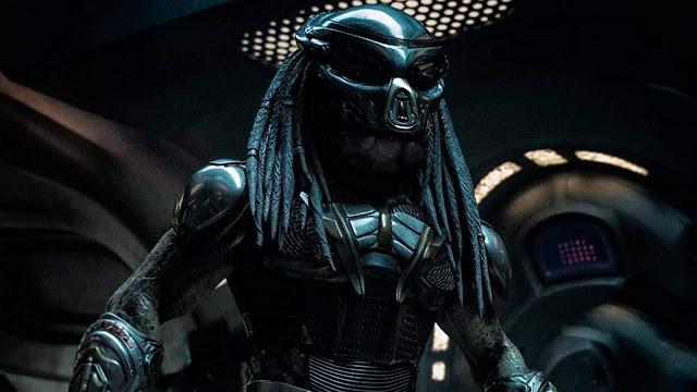 Screenshot Film The Predator (2018). 1