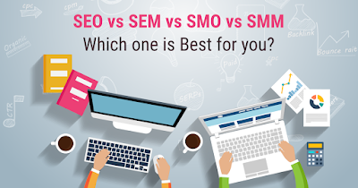 Difference Between SEO and SMM - Which is Better?