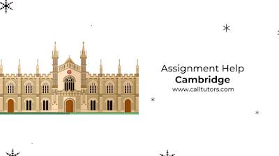 Assignment Help Cambridge