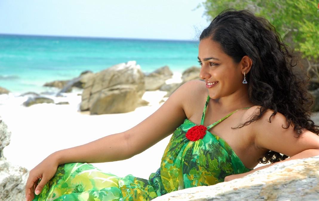 Nithya menon sexy videos