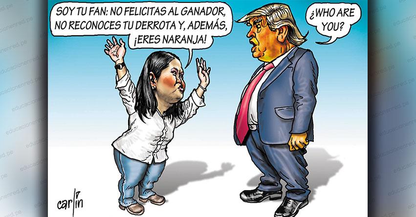 Carlincaturas Domingo 20 Diciembre 2020 - La República