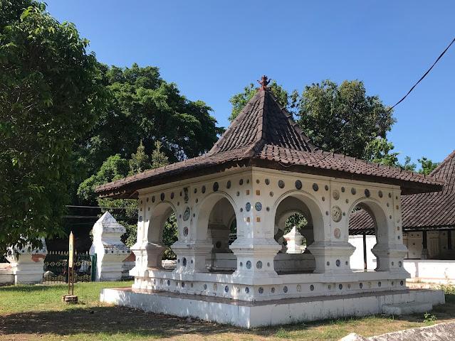 The Kanoman Palace, Cirebon, West Java, Indonesia