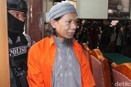 Aman Abdurrahman Dituntut Hukuman Mati