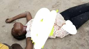 Lagos Rally: They threatened to shoot me when I demanded for the Corpse of my late daughter - Mother of 14-Year-Old Victim