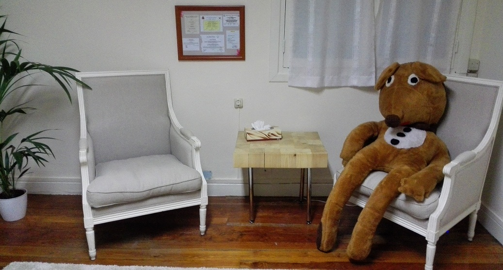 El uso de la silla vac a o del mu eco psicoterapia infantil - La silla vacia ...