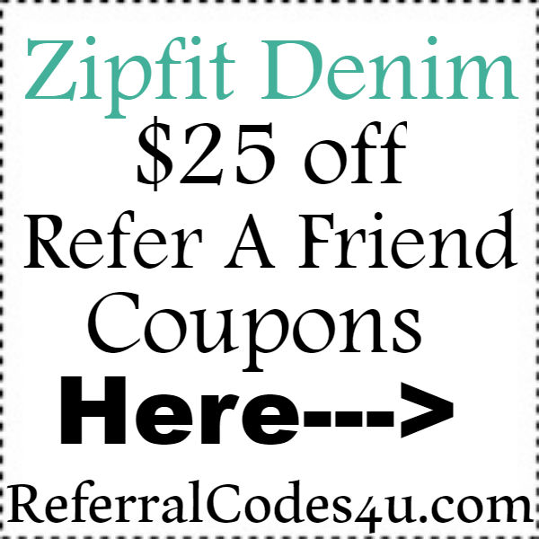 ZipFit Denim Discount Codes 2016-2017, ZipfitDenim Coupon FREE Shipping August, September, October