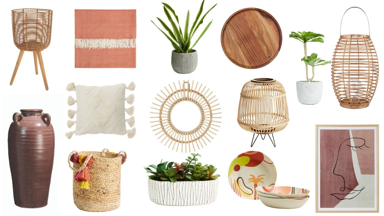 Update your home for spring 2020 for less than £20. Budget home decor items to refresh your home for summer, from artificial plants, to cushions and garden accessories