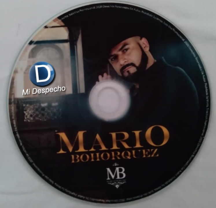Mario Bohorquez Cd