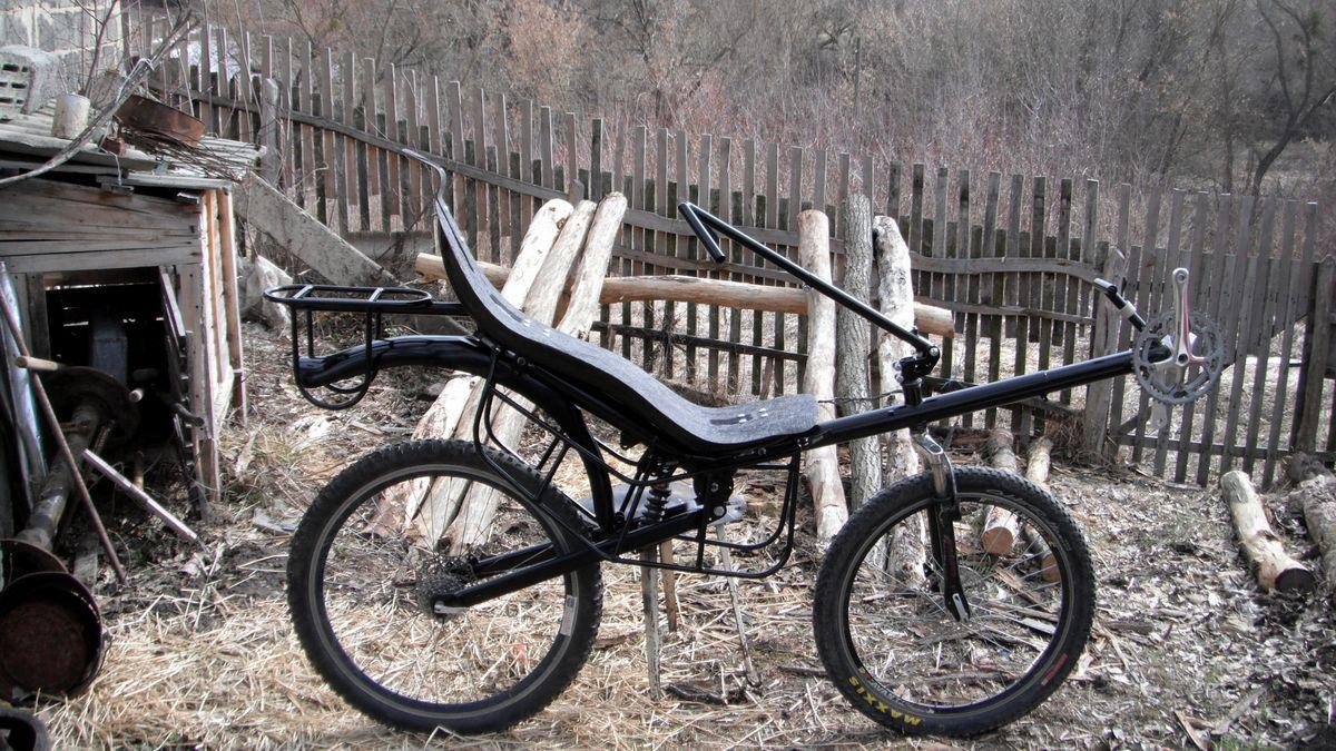 Recumbent Bike Frameset Colombo By Velodreamer