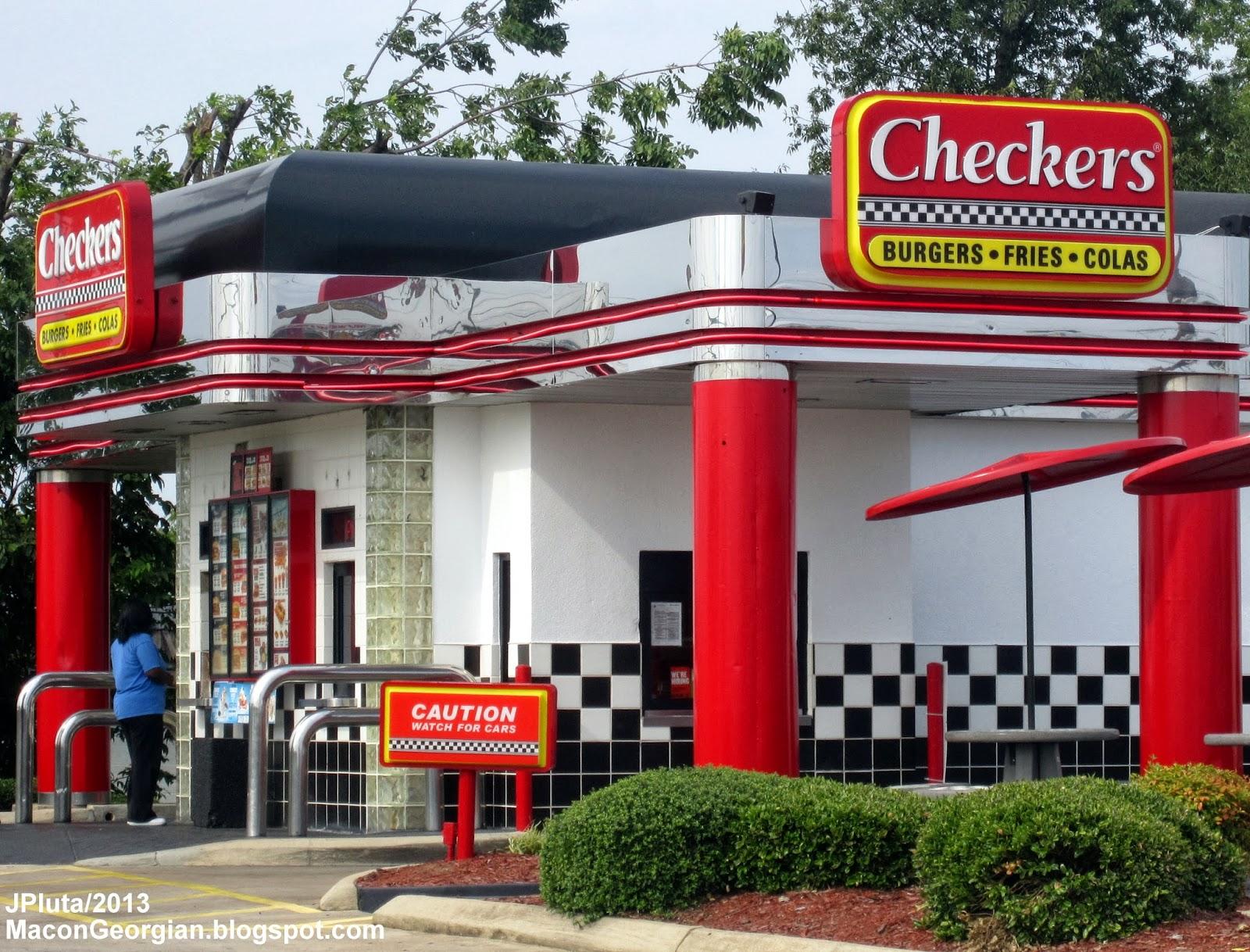 Fast Food In Macon Georgia