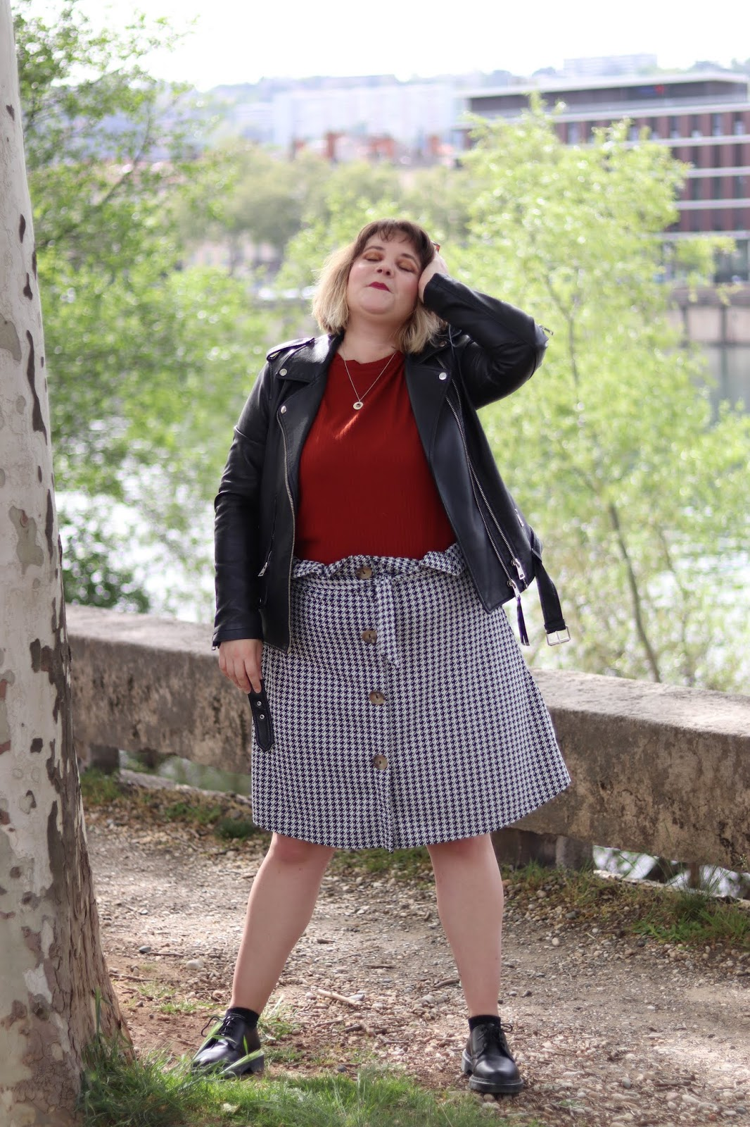 outfit, grande taille, mode, Lyon, look, plus size, bodypositive, french blogger, curves, loveyourself curvy gang