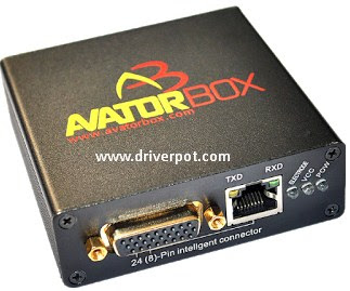 Avator-Box-USB-Driver