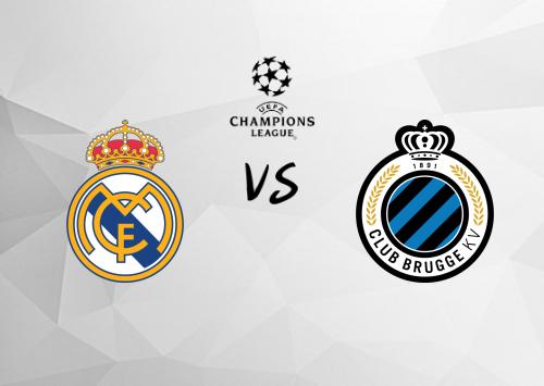 Real Madrid vs Brujas  Resumen y Partido Completo