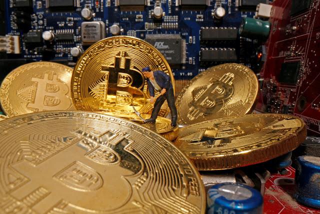 Cara Mendapatkan Uang Bitcoin dari Internet dengan Mudah