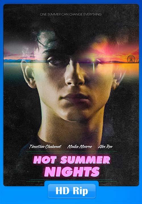 Hot Summer Nights 2017 720p WEB-DL x264 | 480p 300MB | 100MB HEVC Poster
