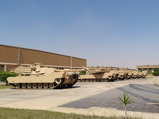MBT M1A1 Abrams