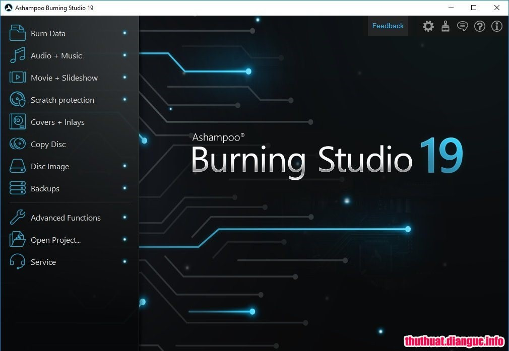 Download Ashampoo Burning Studio 19.0.3.11 Full Cr@ck
