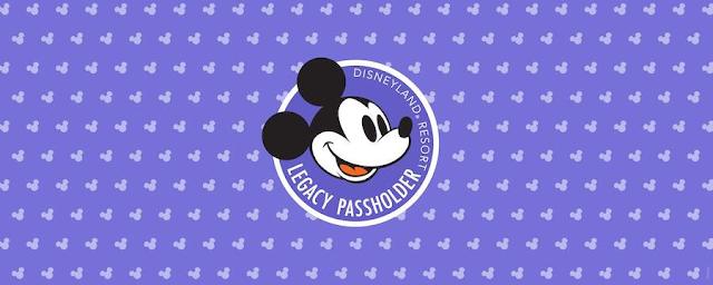 加洲迪士尼 全新會籍計劃「Disneyland Resort Legacy Passholder」