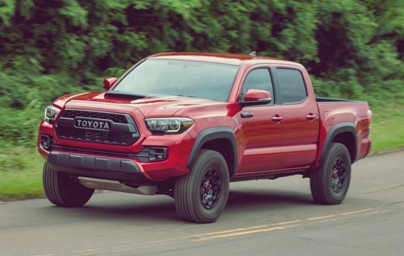 2018 Toyota Tacoma Off Road, Base
