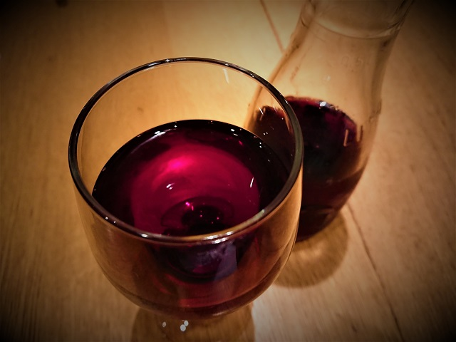 パスタモーレ 上野店 赤ワイン