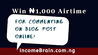 How To Comment On IncomeBrain