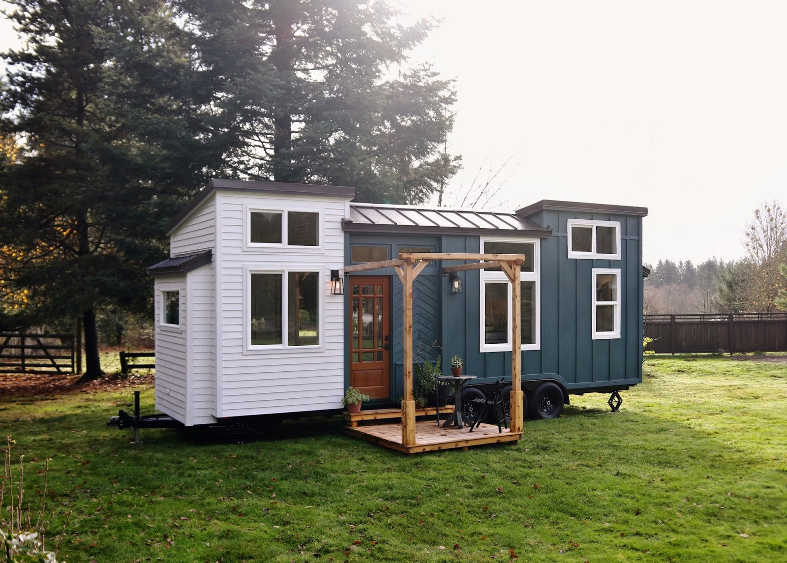 Tiny House Town Pacific Getaway From Handcrafted Movement