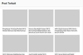 Cara Mengatasi Gambar Thumbnail Artikel Terkait Postingan Tidak Muncul Pada Versi Blogger Terbaru