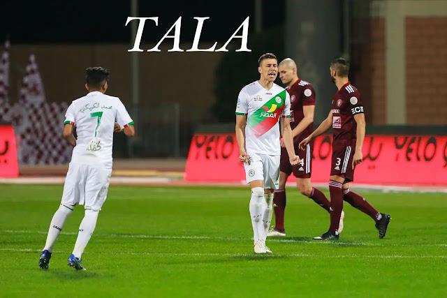 فوز الاتفاق على الفيصلي في الجولة التاسعة من الدوري السعودي