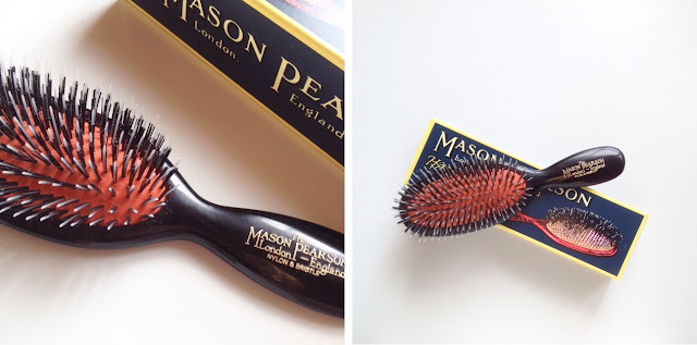 Mason Pearson Bristle & Nylon Pocket Brush