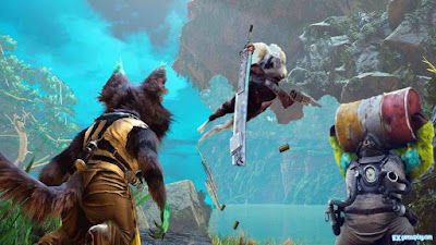 Biomutant Review - Interesting story of confusing protection